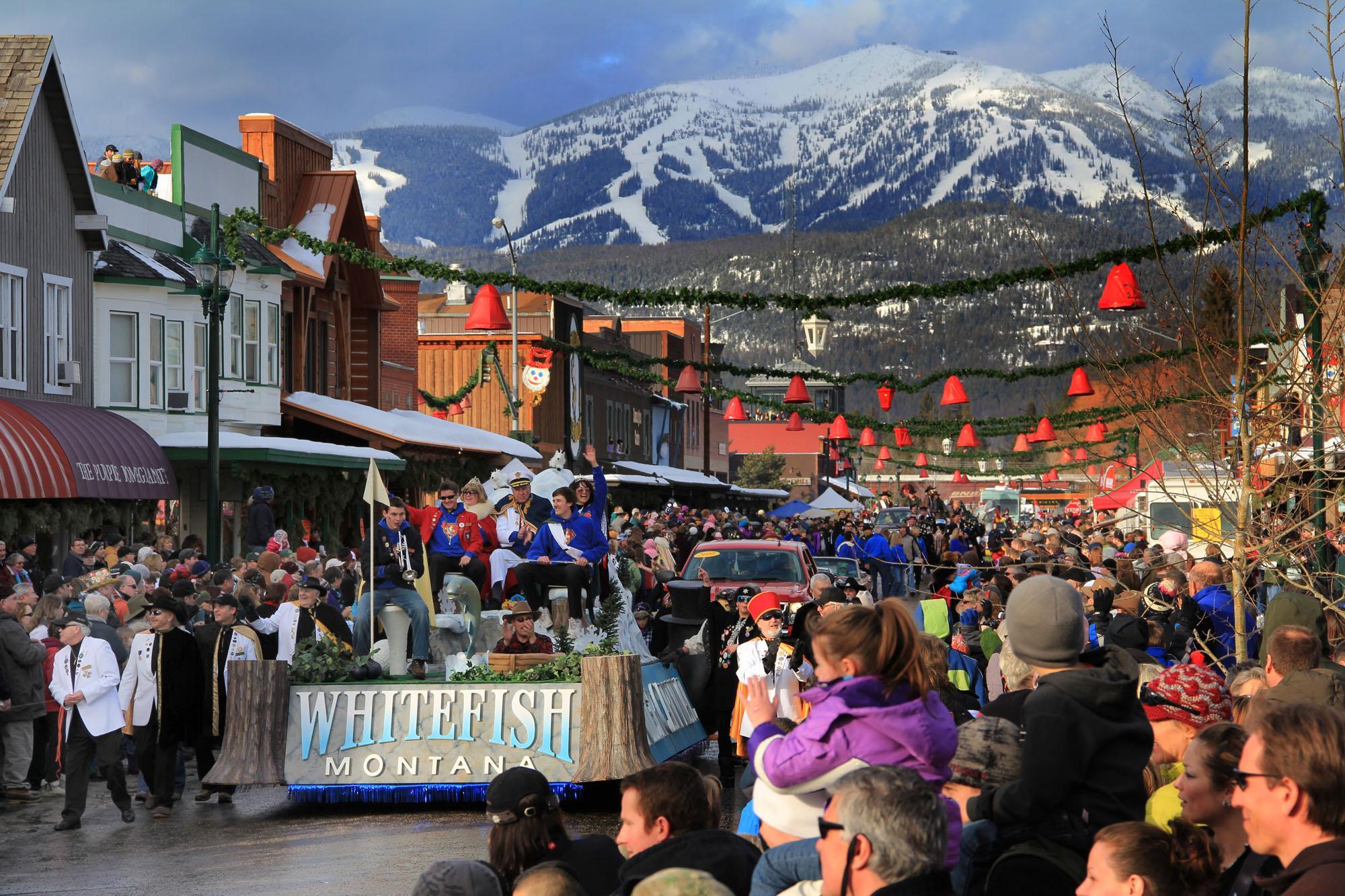 Christmas Carnival Whitefish Mt 2020 Whitefish Winter Carnival | Whitefish Montana Lodging, Dining, and