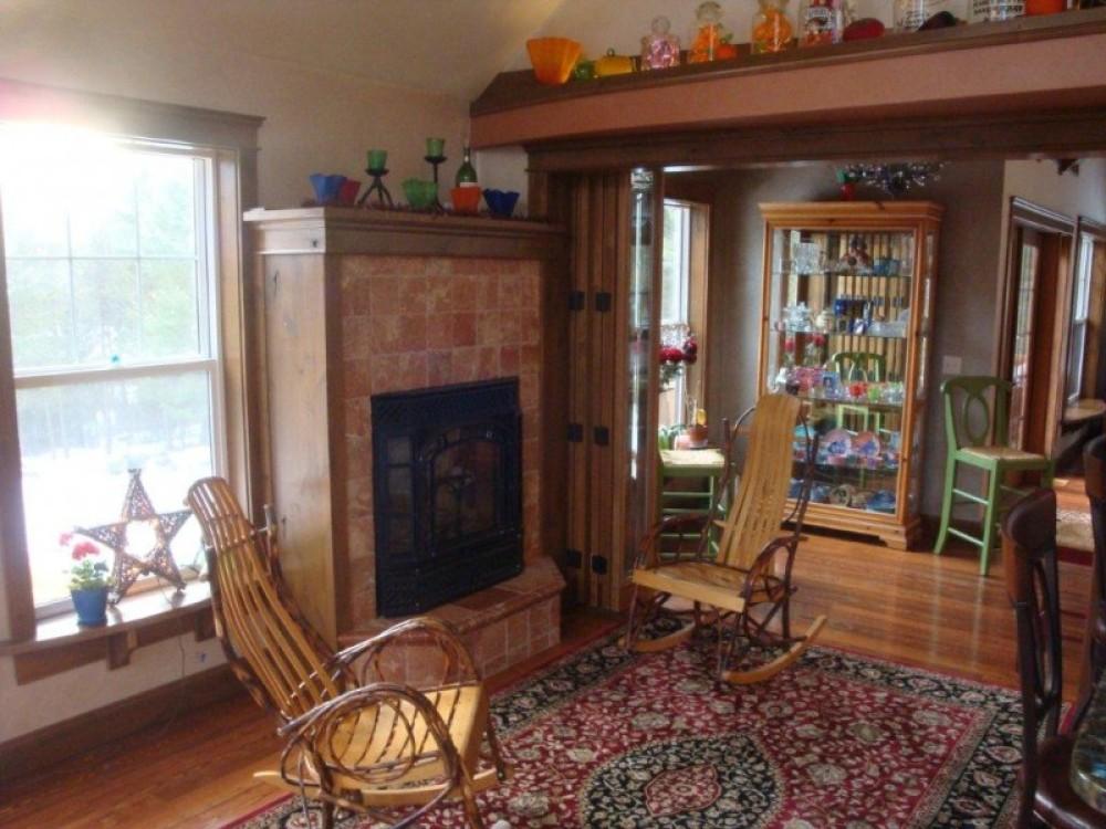 Kitchen area fireplace – bill montgomery