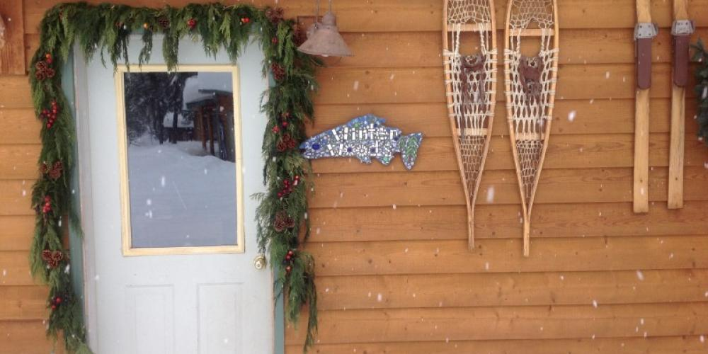Welcome to Winter Woods! – Sara Parr
