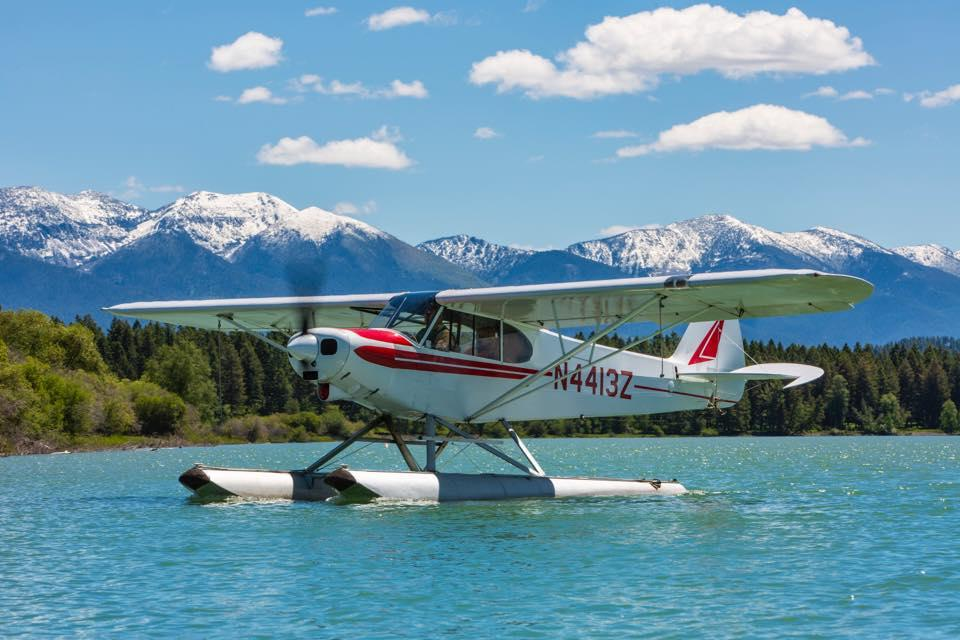 Backcountry Flying Experience | Whitefish Montana Lodging