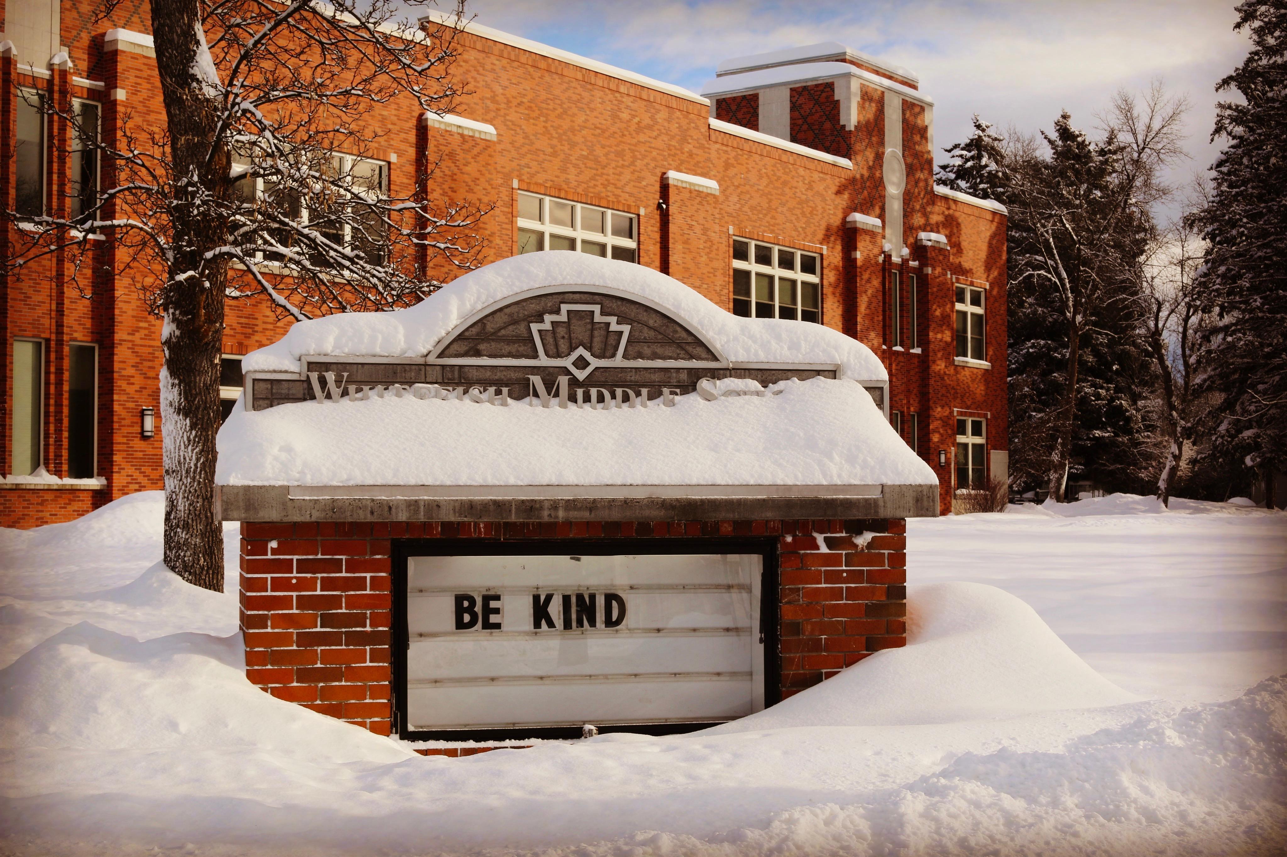 Whitefish Middle School // Photo: Brian Schott
