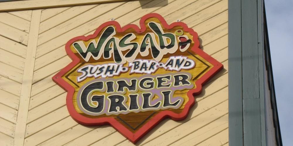 Wasabi Sushi Restaurant – Jan Metzmaker