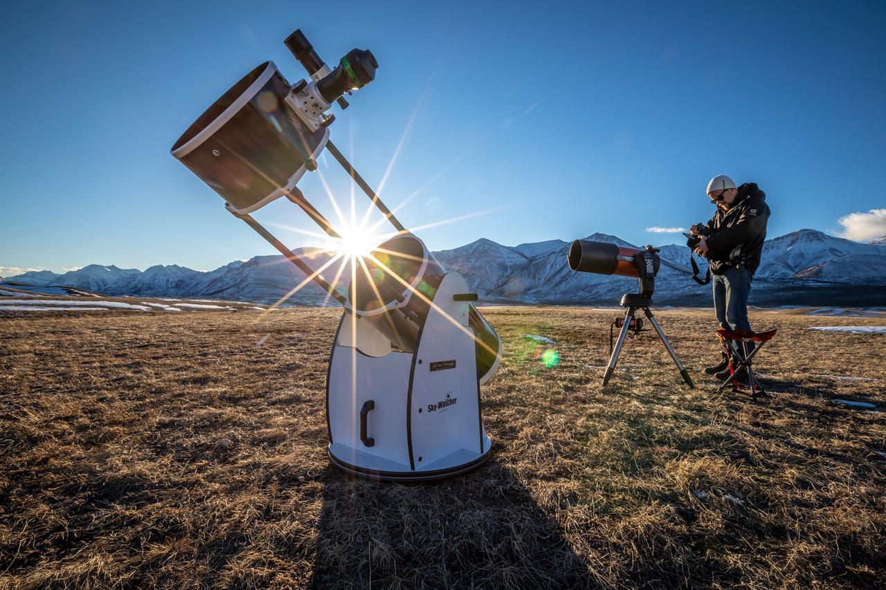 Discover Stargazing