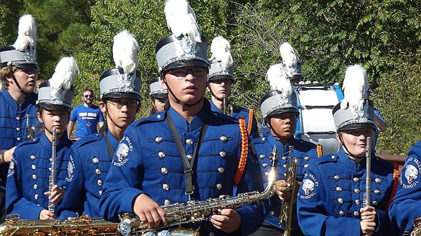 Chino Valley Marching Band – T. B. Thorson