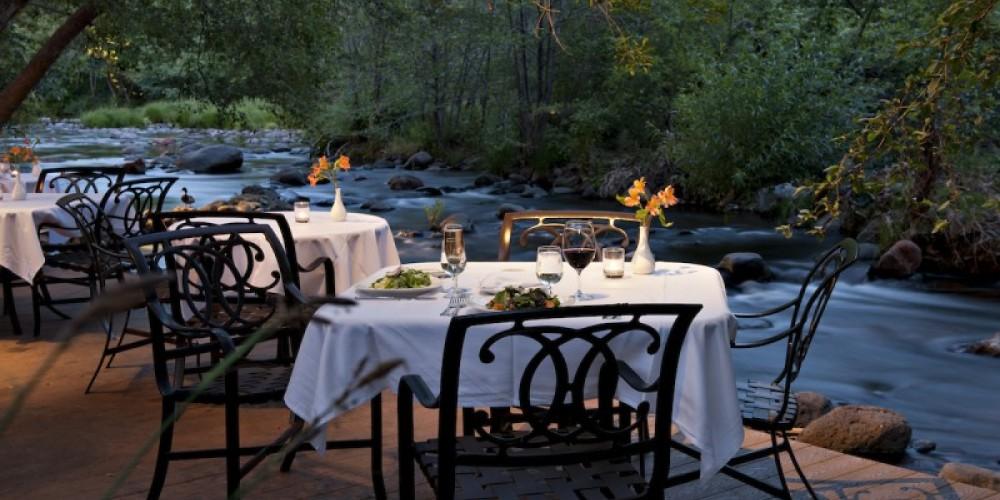Creekside Dining – Dean Stevenson
