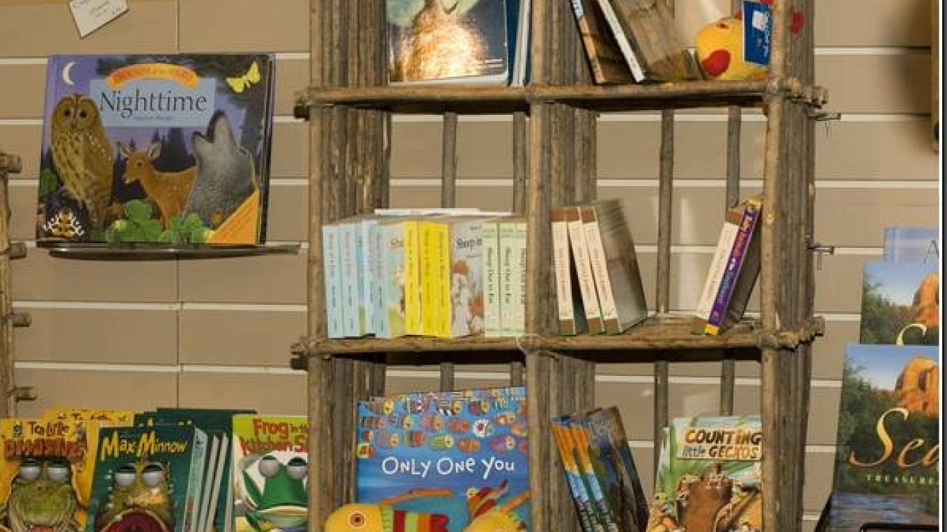 Books of Native tales and history, regional hikes and scenery, flora and fauna of the desert, cookbooks, and children's tales of the Southwest. – Zonies Galleria