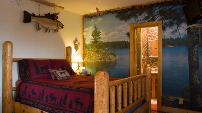 The Northern Exposure Room – Allen L. Muma
