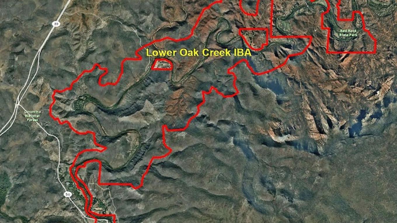 Lower Oak Creek IBA – Audubon Society
