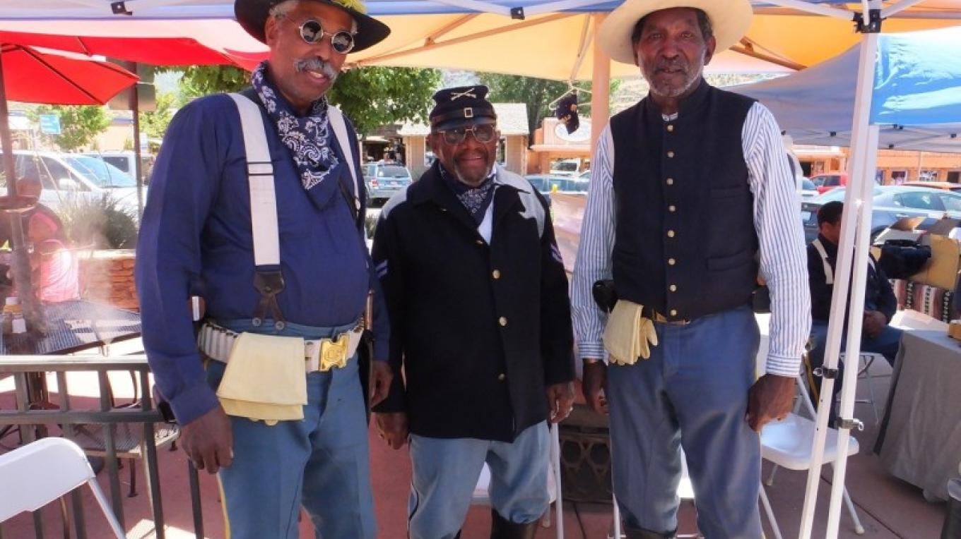 Buffalo Soldiers of Arizona – Al Comello