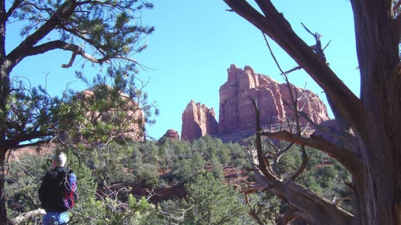 Cathedral Rock – William Bohan