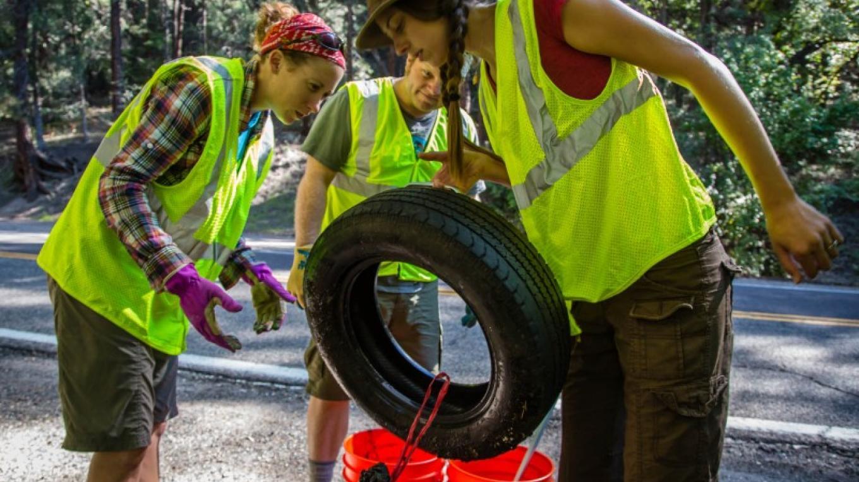 Cleaning up Oak Creek – Jackie Klieger
