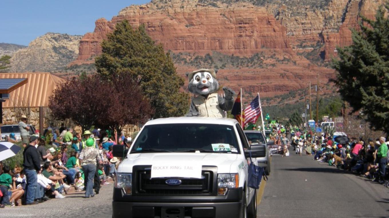 Arizona State Parks and Mascot – Sedona Main Street Program