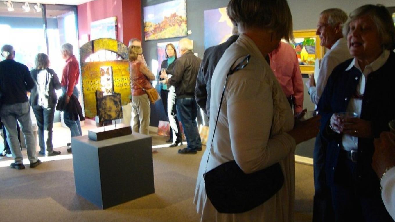 1st Friday at James Ratliff Gallery – Mindy Mendelsohn