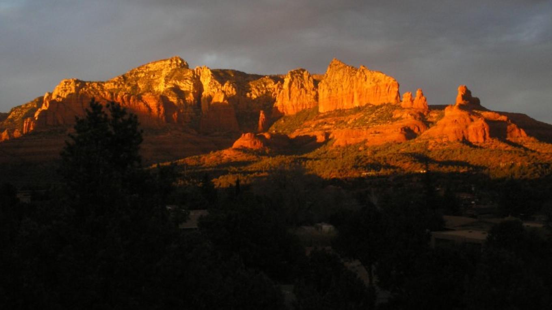 Sedona Sunset – Bill Eich