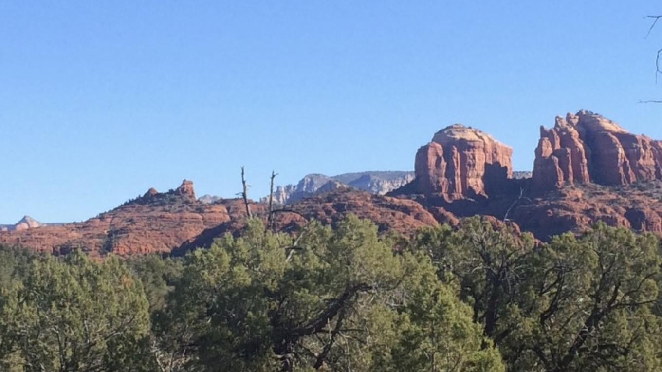 The view from one of our hiking tours. – Jim Reich