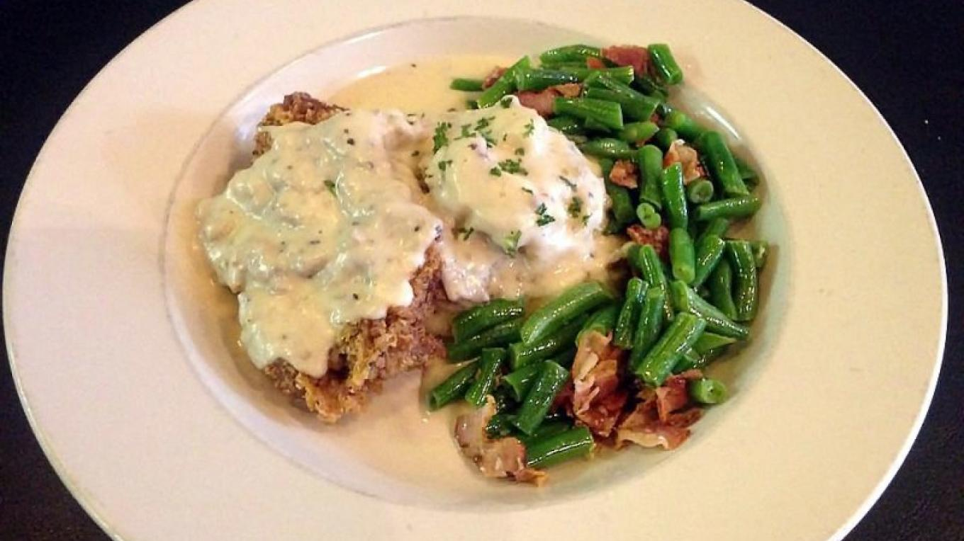 Chicken fried steak – Boat House Bar and Grill