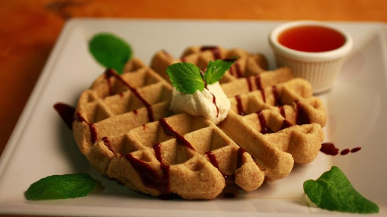 Homemade, Gluten Free Waffle – Rock Paliuca