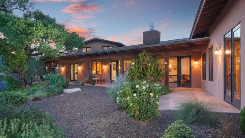 The main Ranch House – Ian Whitehead