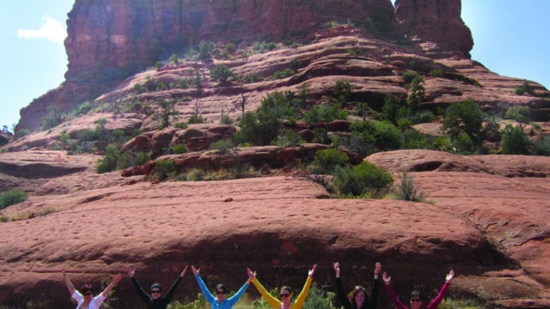 Uplifting Bell Rock Vortex – Johanna Mosca