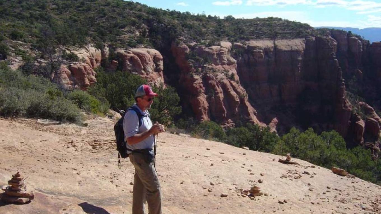 Enjoying the view – William Bohan