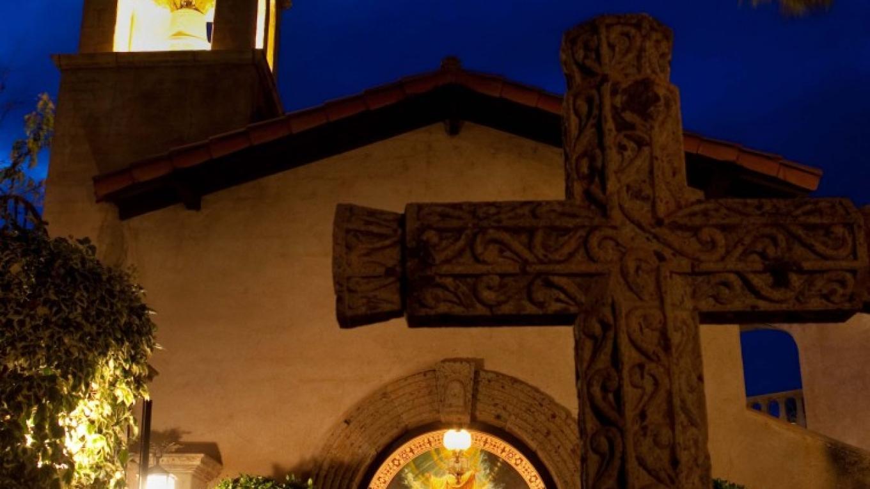 Chapel at Tlaquepaque – Sedona Bride