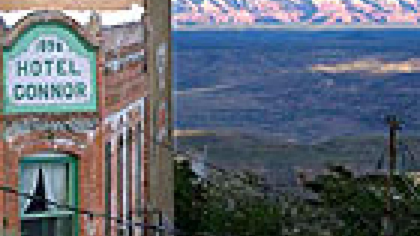 Perched above the Verde Valley and Sedona's Red Rocks... – L.A. Times
