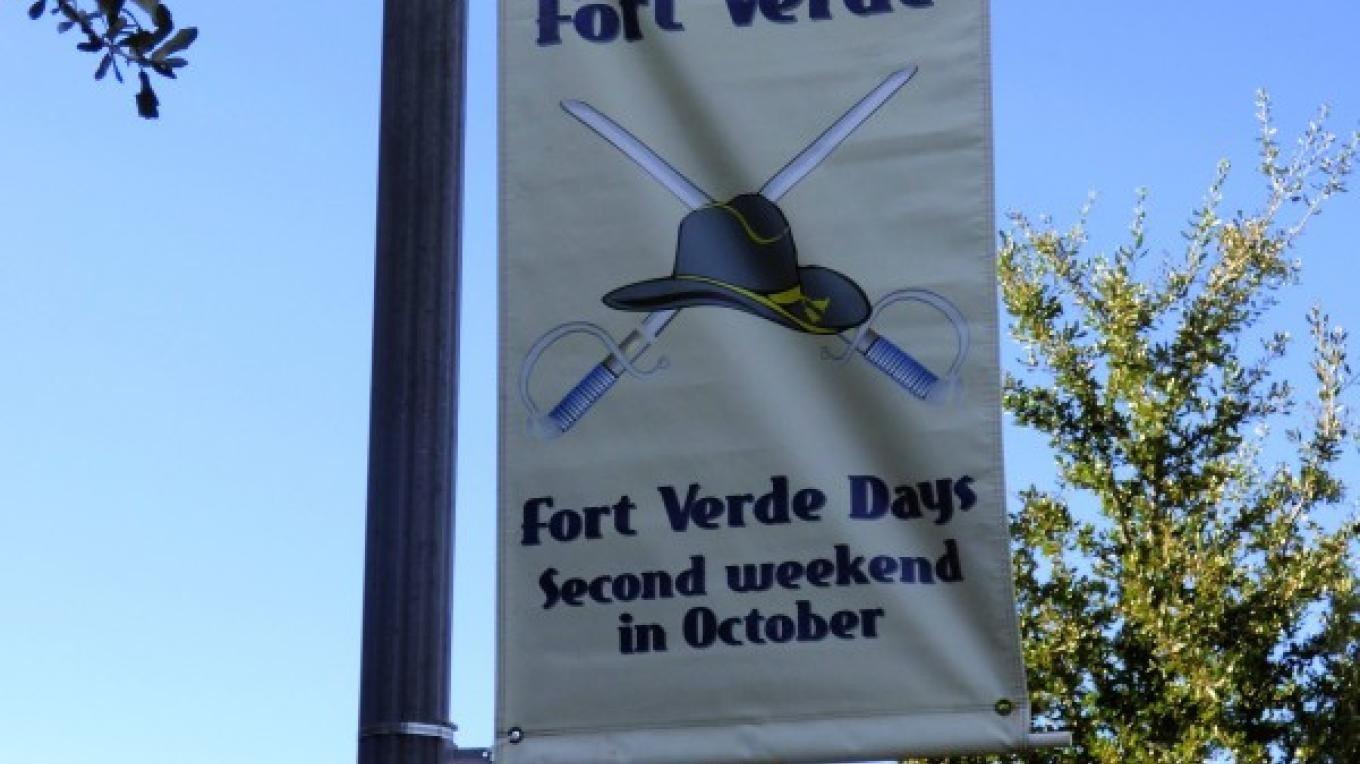 Welcome to Fort Verde Days – T. B. Thorson