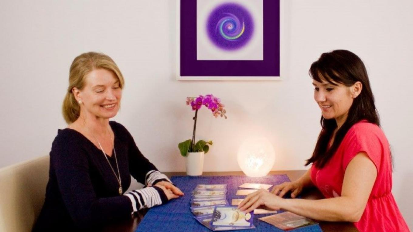 Psychic Tarot Reading – Artline Graphics/ Mystical Bazaar