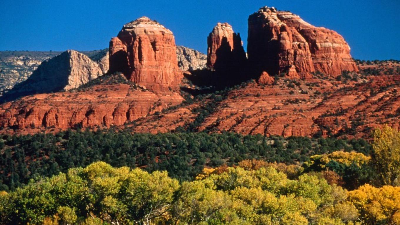 Cathedral Rock – Sedona Chamber of Commerce & Tourism Bureau