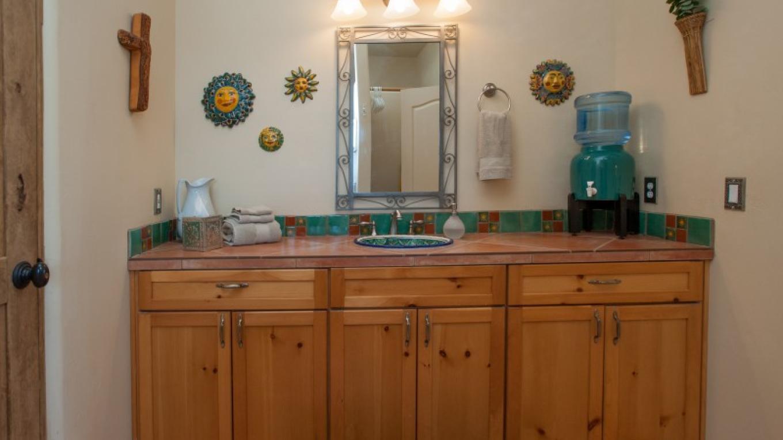 Bathroom. – Nina Hubbard