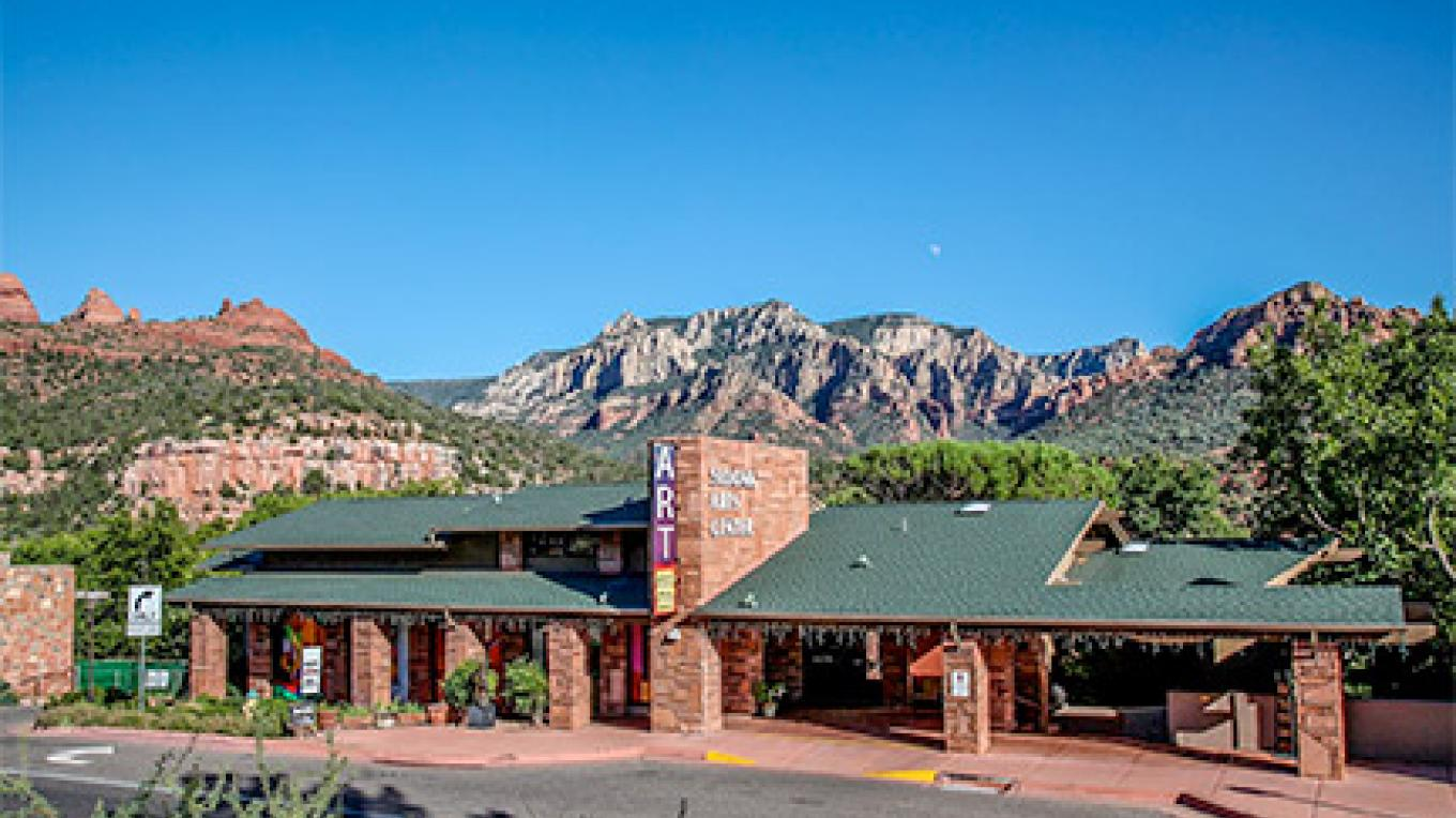Sedona Arts Center – Kelli Klymenko