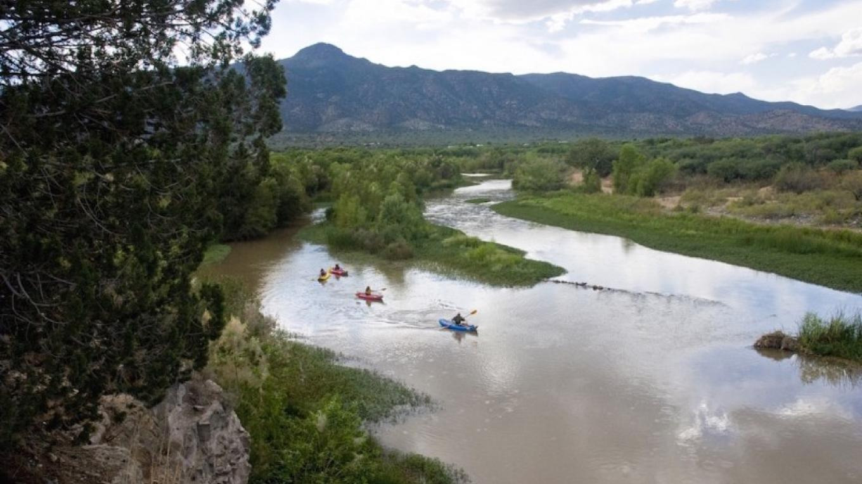 Kayaking the Verde River – R. Lynch