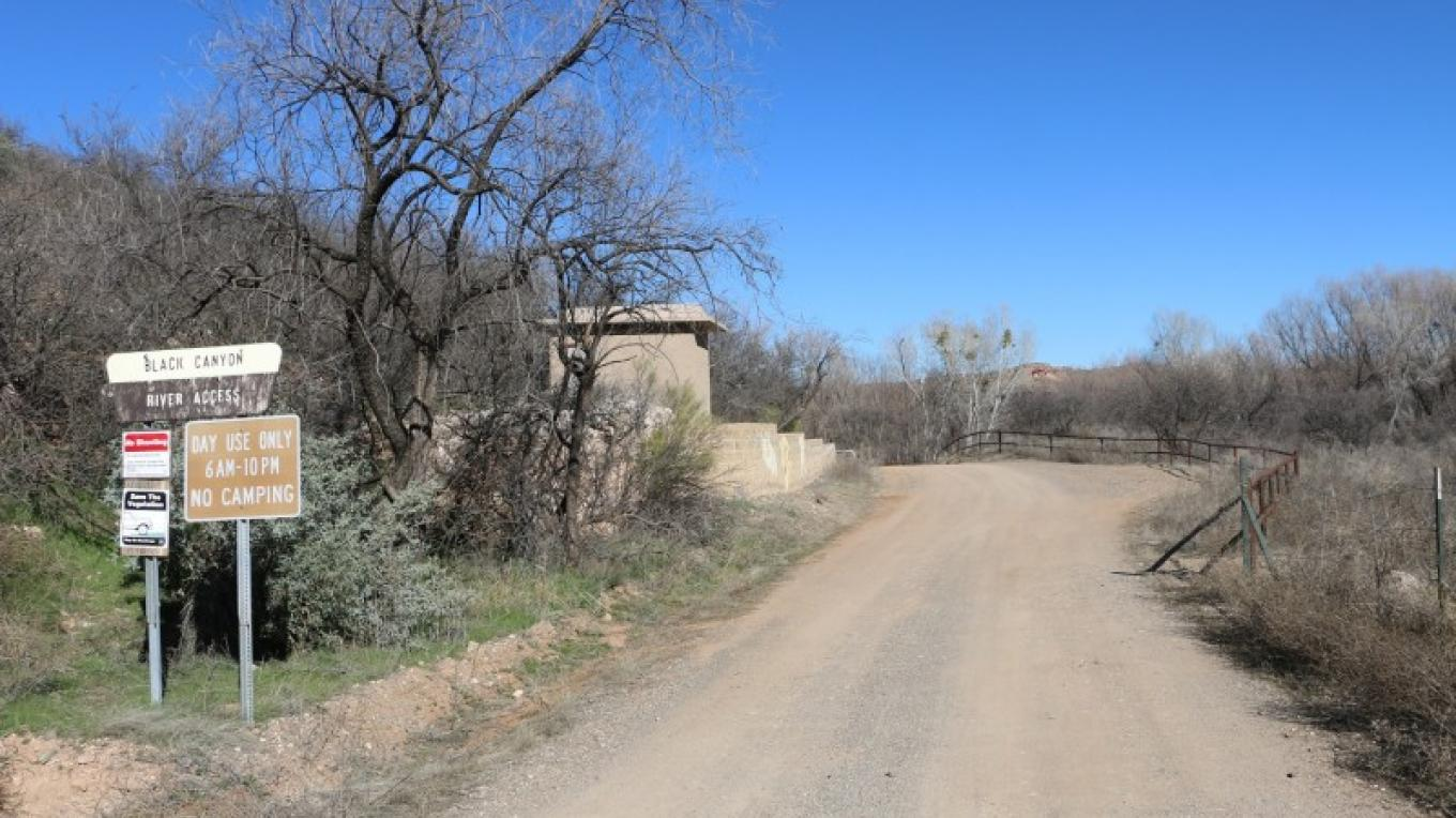 Black Canyon River Access Point – Susan Culp