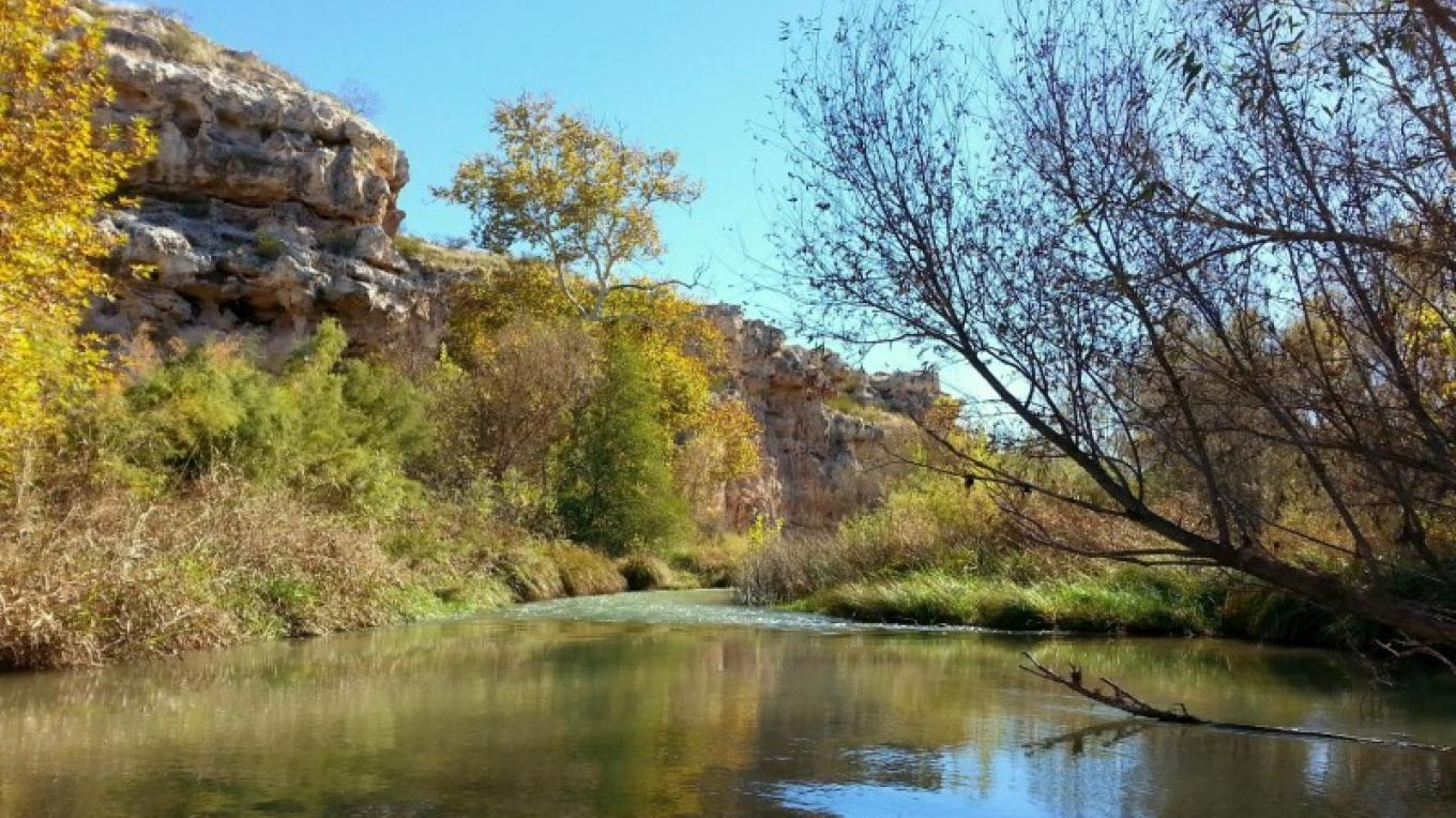 Upper Verde River – Harry Sweet