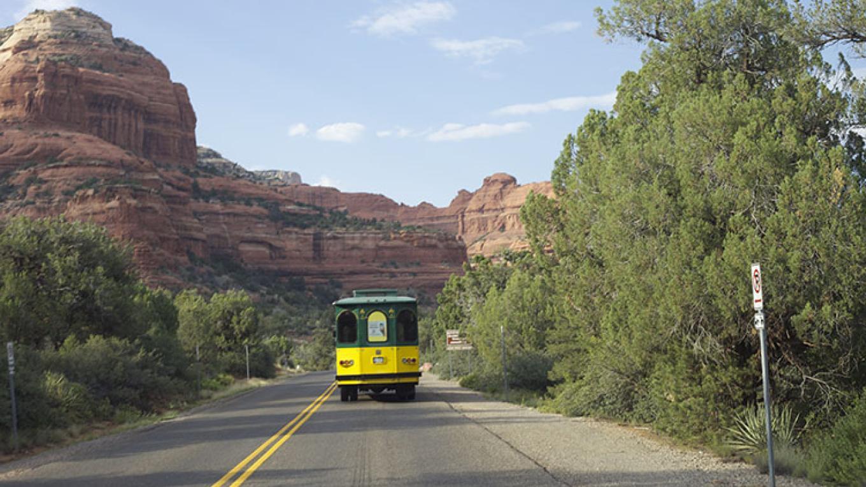 Boynton canyon offers fabulous photo opportunities!