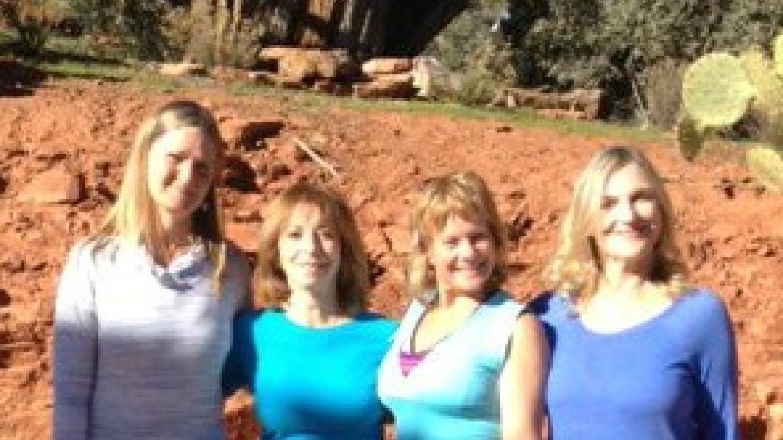 Guides: Kate, Johanna, Roxanne, Gail – Johanna Mosca