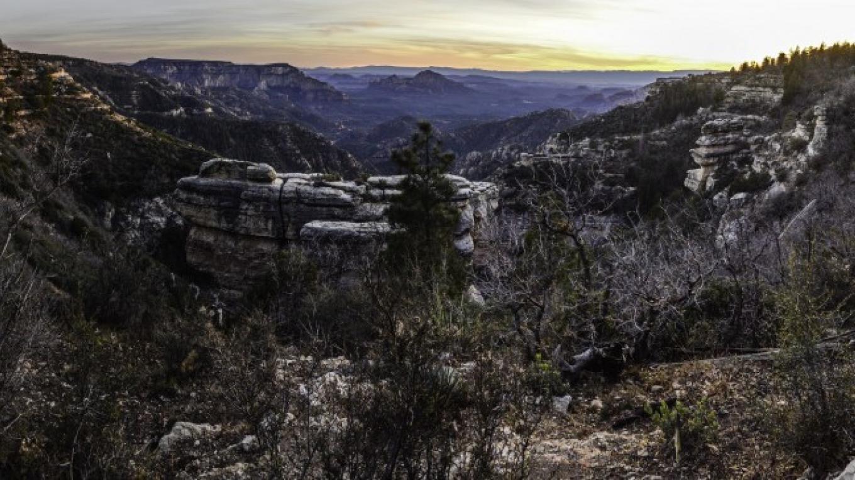 View from Edge of the World – Dalton Zanetti