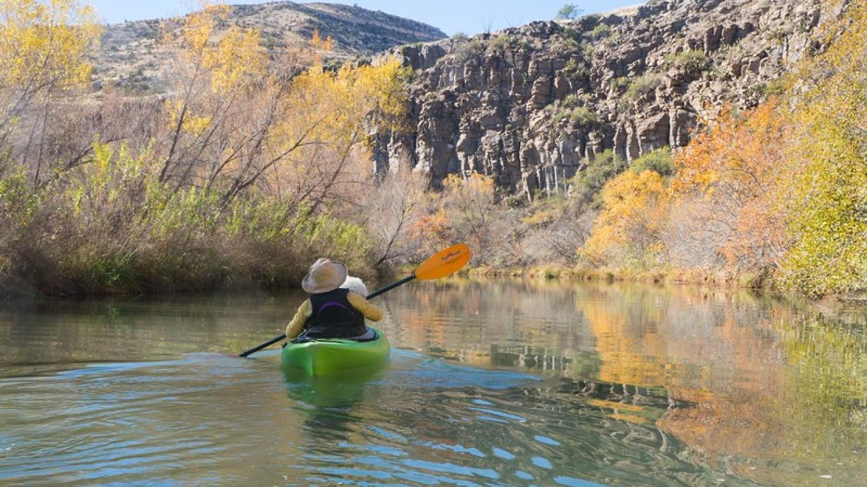 Fall Float – Doug Von Gausig