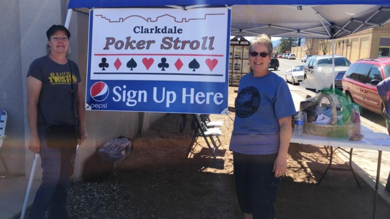 Annual Poker Stroll – Jodie Filardo