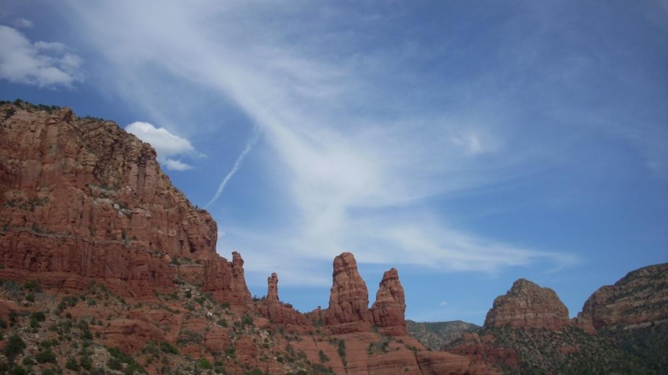 Chapel of the Holy Cross, Sedona – Barbara J. Kimbro