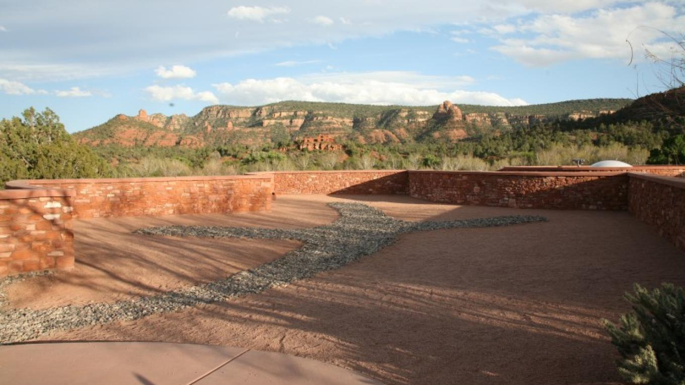 Stunning views of the area from the rooftop of the Miller Visitor Center. – Arizona State Parks