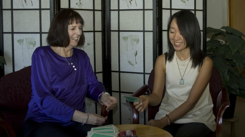 Card reading with Kavitaa – Amazing Sedona