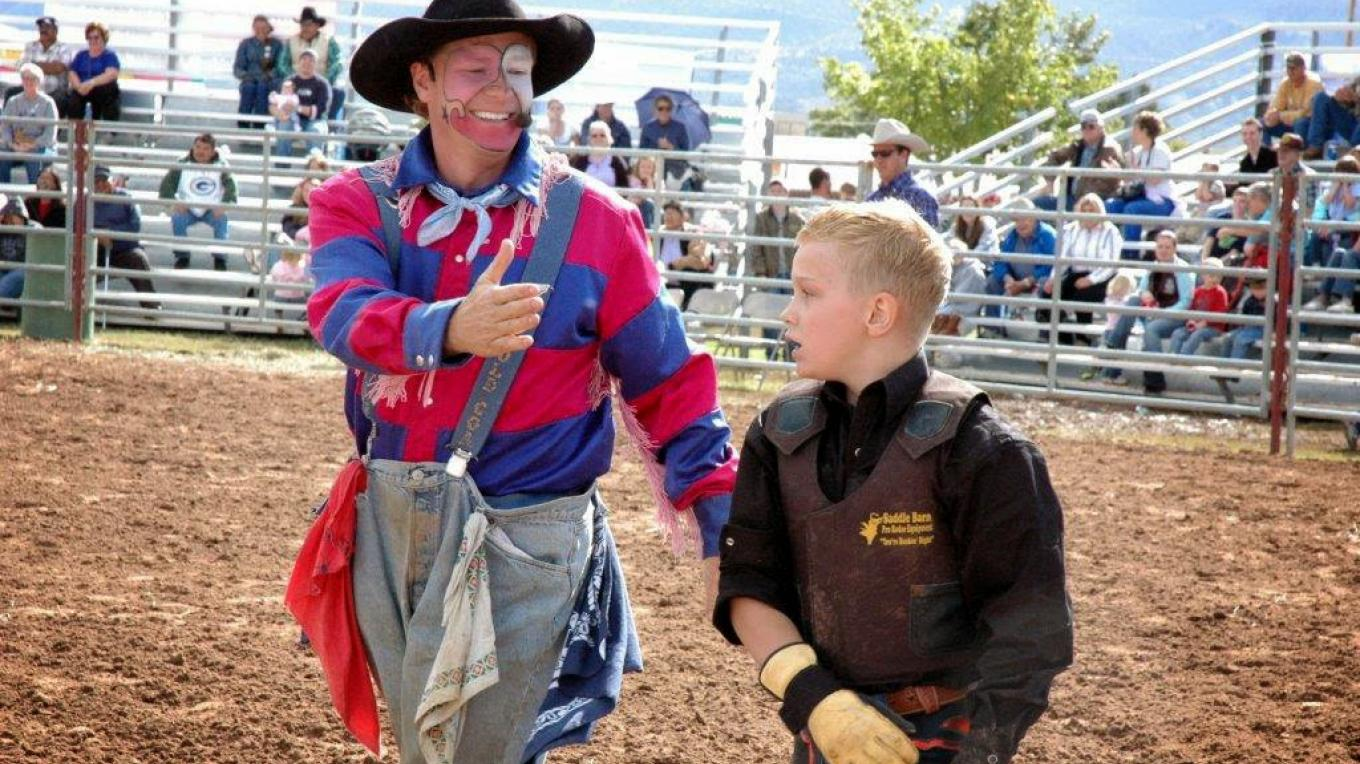 Fort Verde Days Rodeo, Camp Verde, AZ – Barbie Bridge
