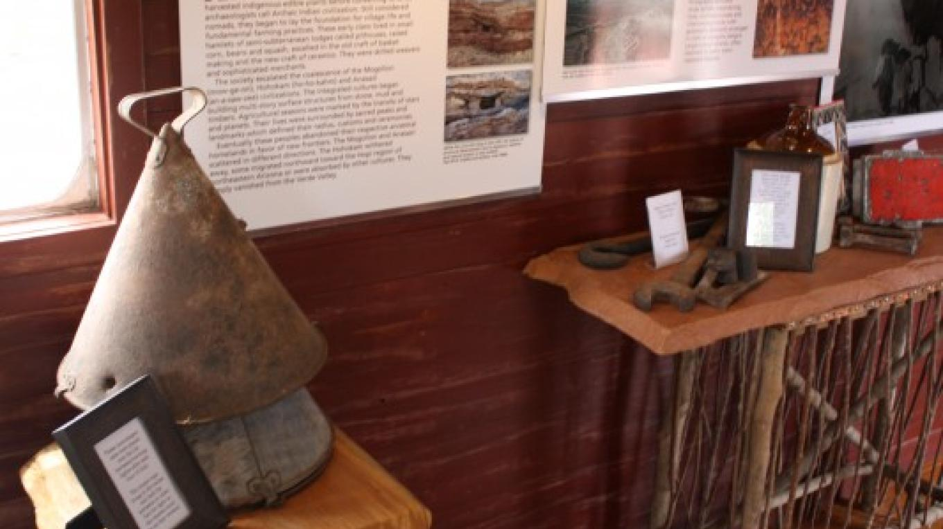 Rugged artifacts found by our eagle-eyed track crews – Ellen JD Robers