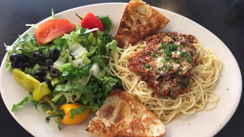 bottomless pasta – Scott's Main Street Cafe