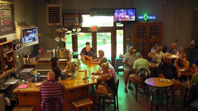 Our friendly brew pub in West Sedona – www.oakcreekbrew.com
