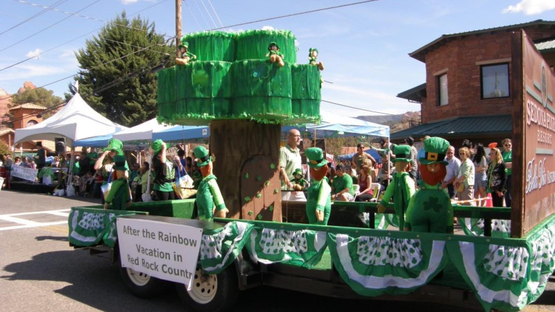 Come see Floats – Sedona Main Street Program