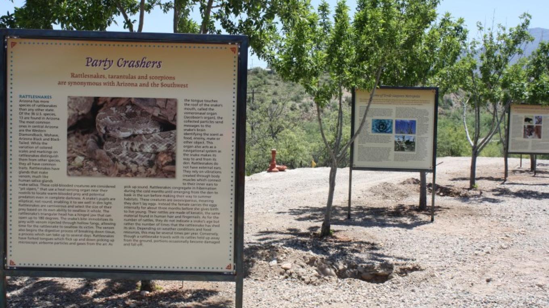 Storyboards enhance visitors' appreciation of our high desert – Ellen JD Roberts