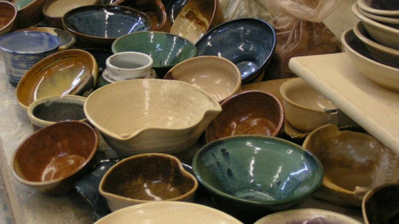 Loving Bowls at Sedona Arts Center – Kelli Klymenko