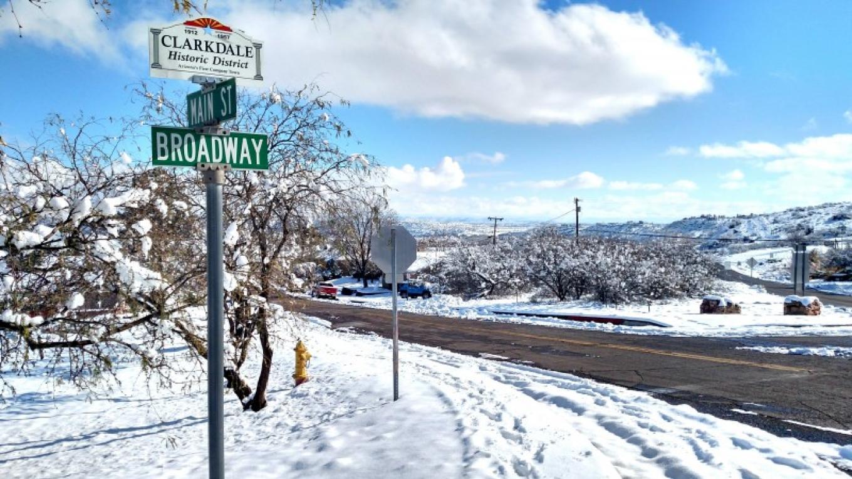 New Year's Eve snow – Jodie Filardo